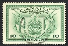 Lot13 Canada Special Delivery Stamp E10