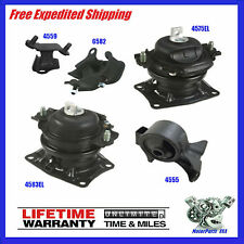 2005-2006 Honda Odyssey 3.5L  AUTO  Engine Motor & Trans Mount Set 5PCS*