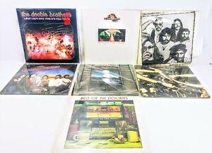 The Doobie Brothers Vintage Vinyl Lot (7 LPs) 70's 80's Classic Rock Records EX