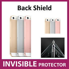 APPLE IPHONE SE 5S Invisibile POSTERIORE COMPLETA Proteggi Schermo aderente