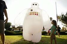 Big Hero 6 Fantasia Baymax Mascot Adult Inflatable Baymax Costumes Halloween