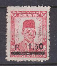 Indonesia Japanese occupation Sumatra 45 BIG LETTER MLH Japanse bezetting