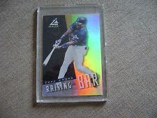 Tony Gwynn 1998 Zenith Raising The Bar 4/15 San Diego Padres Mint