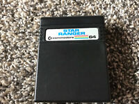 Commodore 64 Star Ranger Game Only Tested Working Authentic Game