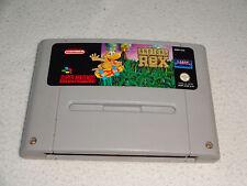 Radical Rex Super Nintendo SNES Spiel nur das Modul
