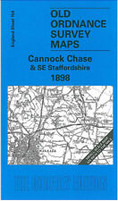 Old Ordnance Survey Maps Birmingham West including Ladywood 1914  Godfrey Edit Antique Maps, Atlases & Globes Antique Europe Maps & Atlases