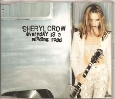 SHERYL CROW Everyday Is A Winding Road GERMAN 4TRACK CD