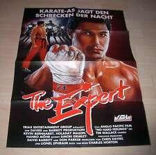 Filmposter A1 Neu The Expert (1987) No Hard Feelings
