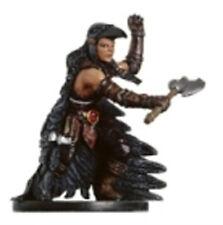 D&D Miniatures CROW Shaman 15/60 R abberations