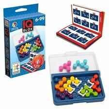 Smart Games IQ Blox 120 Challengers Multi Level Logic Game Easy to Expert