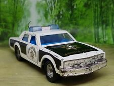 Majorette Chevy Impala Police Car 1:41 Scale - Used Condition