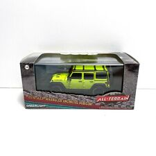 Greenlight | 1:43 2016 Jeep Wrangler Unlimited Rubicon Hard Rock | IN STOCK