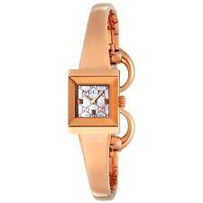 Reloj De Cuarzo Gucci YA128518 Mujer G-Marco Madre De Perla Rosa