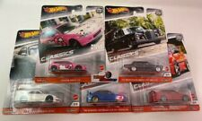 5 Car Set 2020 Modern Classics * 2020 Hot Wheels Car Culture Case S * IN STOCK