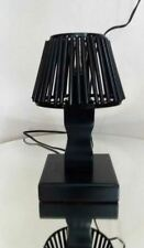 Modern lampshades in black and a wonderful decoration for rooms