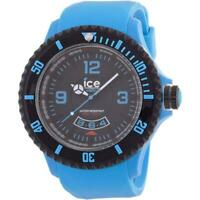 Ice Watch Ice-Extra Men's Watch Dive Tourqoise Silicone Band DI.TE.XB.R.11