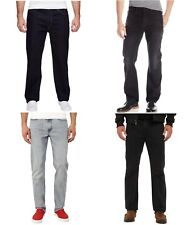 Levis 514 Straight Jeans Mens Regular Fit Five Pocket Low Rise Zipper Fly Denim