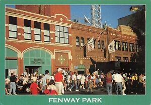 # B3195   BASEBALL   STADIUM   POSTCARD,  FENWAY PARK,  BOSTON,   MA.