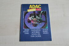 164283) MZ 500 R Fahrbericht - ADAC Motorradwelt 04/1992