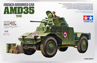 Tamiya 32411 French Armored Car AMD35 (1940) 1/35 Scale Kit