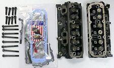 2 NEW CHRYSLER DODGE DAKOTA RAM 3.9 MAGNUM V6 CYLINDER HEADS BOLT &GASKET 92-02