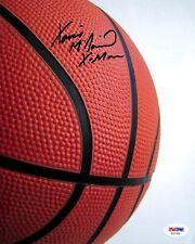 Xavier McDaniel X-Man PSA/DNA Certified Autograph Signed 8X10 Photo