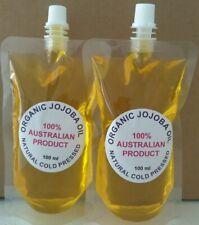 CHEAPEST 100% Pure Jojoba Oil, Organic, Cold-pressed (FREE 15ML Essential Oils)