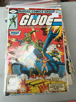 Marvel Comics GI JOE 1 thru 120 complete See Description
