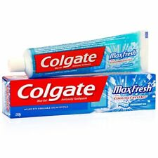Colgate Toothpaste - Max Fresh With Cooling Crystals Peppermint Ice - 150 Gram