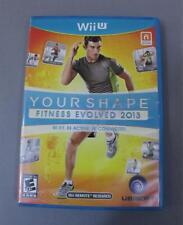 Your Shape: Fitness Evolved 2013 (Nintendo Wii U, 2012) Wii U Game TM8