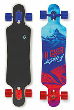 """Street Surfing Longboard Complete Higher Faster Drop Through 9.5"""" x 39"""""""