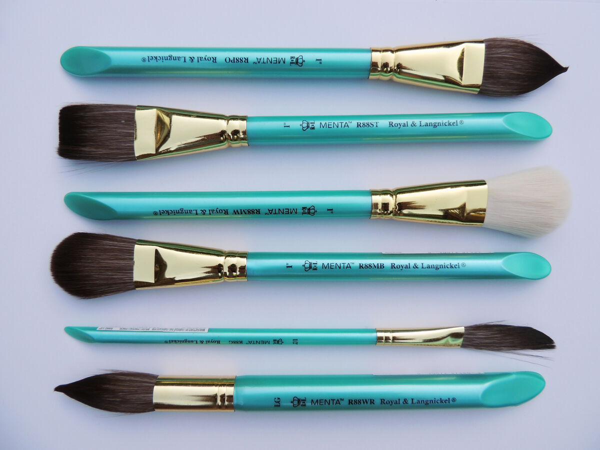 Art and Craft Brushes