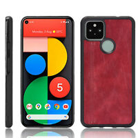 All-inclusive Shockproof Phone Leather Case for Google Pixel 5 Phone Accessories