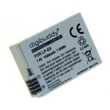 Digibuddy Accu Batterij Jupio CCA0200 LP-E8 - Akku Battery Batterie - 1020mAh