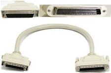 1.5ft 18inch short HPDB68 SCSI3~HPDB50pin Male~M SCSI2 External Cable/Cord HD/MD