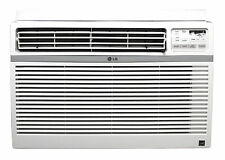LG LW2515ER - 25,000 BTU 220V Window A/C: Remote & Window Accessories Included