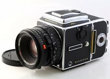 Hasselblad 503CW Millennium with Carl Zeiss 80mm F2.8 CFE Lens. Boxed