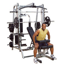Body Solid Series 7 Smith Machine Package - GS348QP4 - Make and offer! - NEW!