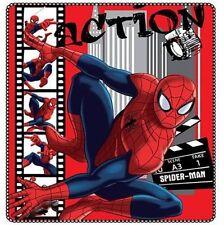 Children's Spider-Man Blankets