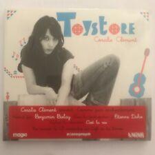 Toystore Coralie Clément cd 12 titres neuf sous blister