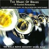 ROLLS ROYCE COVENTRY BRASS-The Magic Of Brass  CD NEW