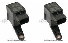 For Porsche 911 Set of 2 Front & Rear Headlight Level Sensors O.E.M 99663112100