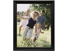 MCS 9x12 Solid Wood Value Picture Frame Black (Same Shipping Any Qty)