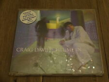 CRAIG DAVID - FILL ME IN - CD SINGLE