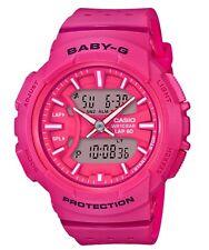 Casio Baby-G * BGA240-4A Runner Anadigi Pink Watch COD PayPal