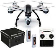 YUNEEC Q500 Typhoon Quadcopter with CGO2-GB Camera + Aluminum Case + Batteries