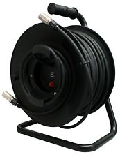 Pro Co 150' Duracat CAT 6e+ (CAT 5) Digital Snake Cable on Reel For Stagebox