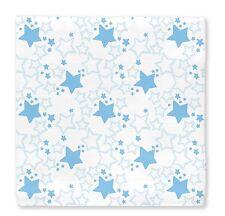 Swaddle Designs Muslin Swaddle Blanket - Blue Starshine - New!