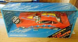 Testors .049 Funny Car Engine Nitro Nightmare New SEALED ORIGINAL BOX Fast ONES