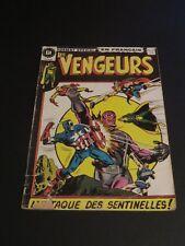 1972 HÉRITAGE COMICS CANADA FRENCH EDITION THE AVENGERS #31 LES VENGEURS